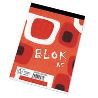 Blok linkovaný A5, 50listů