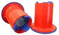 Odvíječ fixační fólie ruční (plast)