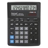 Kalkulačka Rebell BDC514, černá