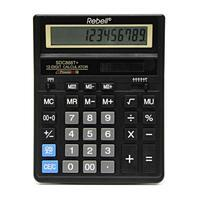 Kalkulačka Rebell SDC888T, černá