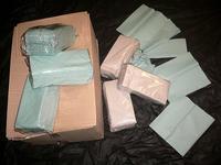 Papírové ručníky ZZ  250 ks zelené