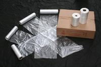 Sáček rolovaný 20x30cm, čirý (500ks)