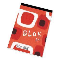 Blok linkovaný A4, 50listů