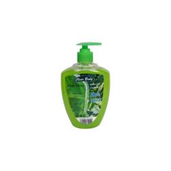 Clear Body tekuté mýdlo aloe vera 500 ml