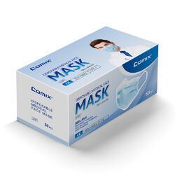 Hygienická zdravotní rouška 3-vrstvá Comix, 50 ks, L727 - 1