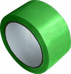 Lepící páska PP zelená - 48mm/66m