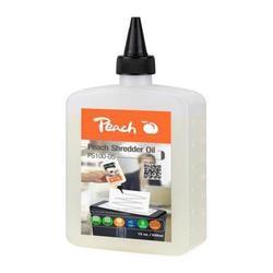 Peach olej, pro skartovací stroje