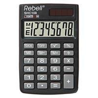 Kalkulačka Rebell SHC108, černá