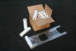 Mikrotenová taška 3kg 22+12x40cm, rolovaná, čirá (250ks)