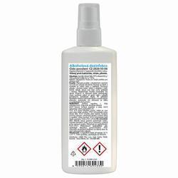 Dezinfekční roztok, na ruce, rozprašovač, Anti-COVID, 125 ml - 2