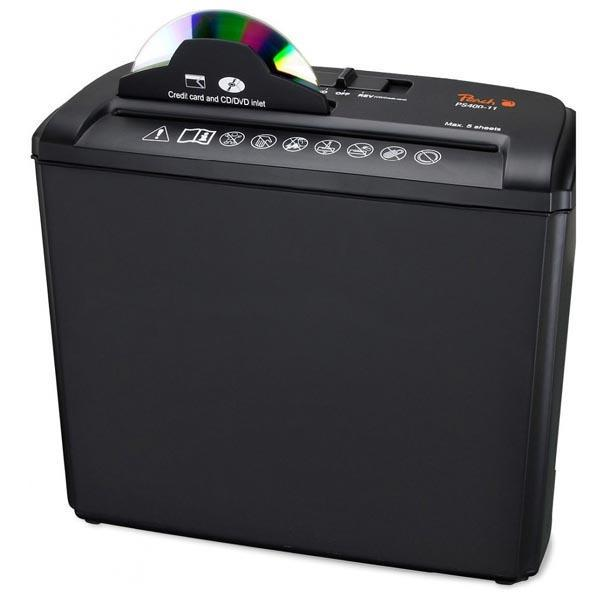 Peach automatický skartovací stroj PS400-11