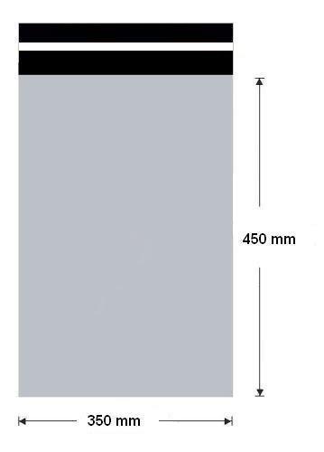 Plastová obálka 350x450
